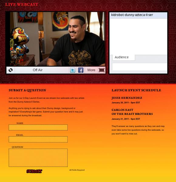 azteca-site-webcast