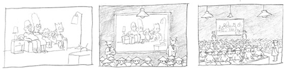 banksy-simpsons-storyboard-2