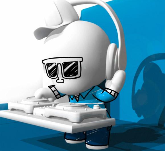 Do it yourself munny animation by magnus atom kidrobot blog solutioingenieria Choice Image