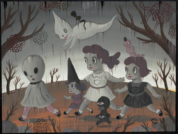 gary-baseman-walking-through-walls-2