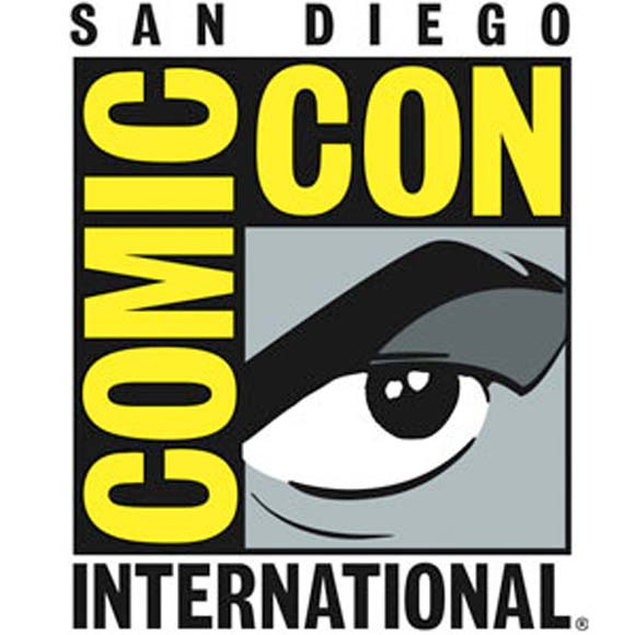 Amazing Job: SDCC 2011 Schedule Of Events