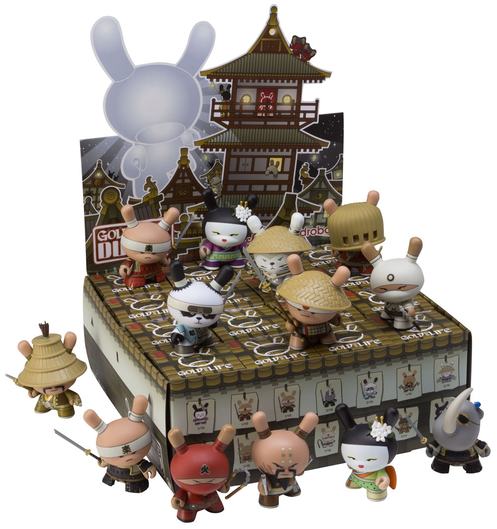Toys For Awards : Kidrobot nominations for designer toy awards