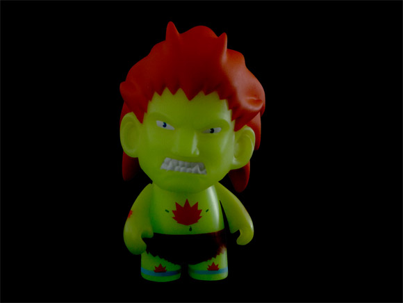 NYCC Exclusive Product Preview - Street Fighter Blanka 3