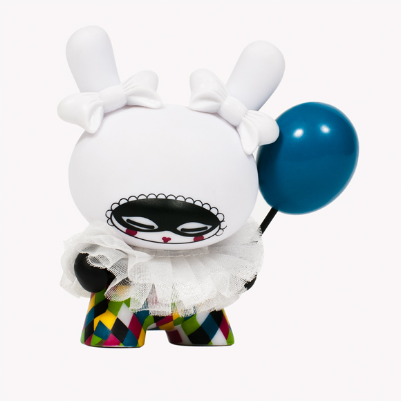 Product Preview Arlequine 3 Inch Dunny Kidrobot Blog