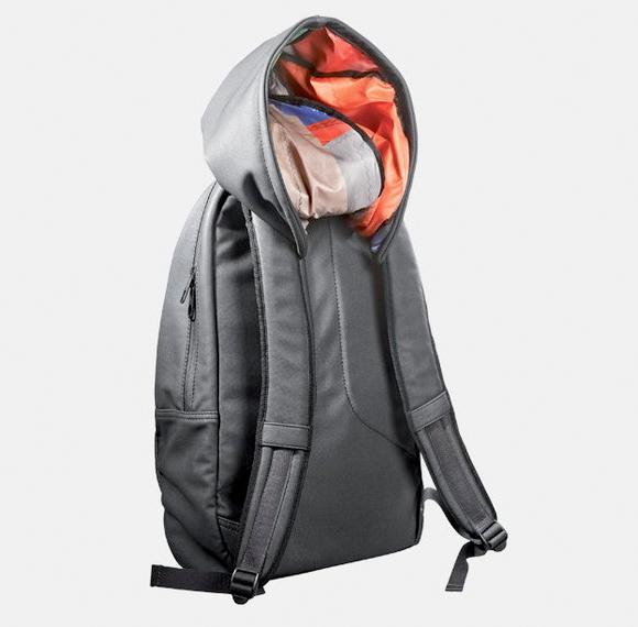 Hoodie Backpack By Hussein Chalayan X Puma Kidrobot Blog