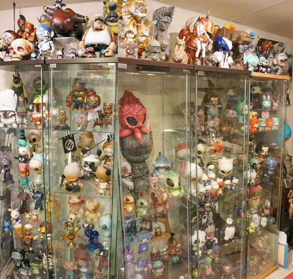 The Epic Custom Collection Of Vinyltoyz Kidrobot Blog