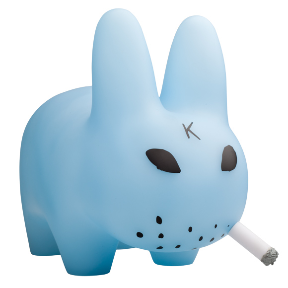 Product Preview Smorkin Labbit Clear Pink Amp Blue
