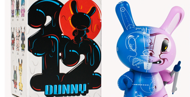 Product Preview - Dunny Series 2012