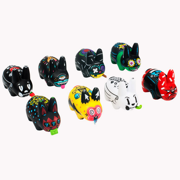 Product Preview 8 Deadly Sins Labbit Mini Series By