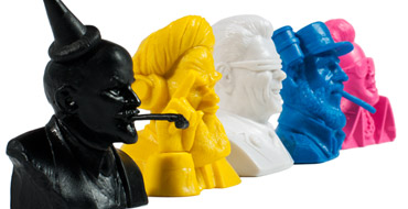 Product Preview - Goon Squad Mini Bust Series