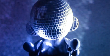 Party Down With Disco MUNNY Ball By ikar11