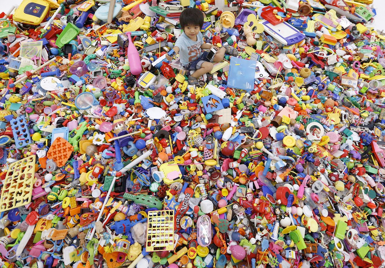 Where Have All These Toys Come From?