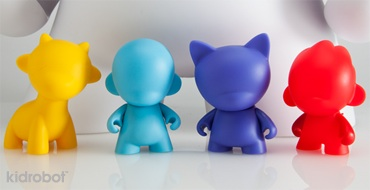 Product Preview - Micro MUNNYWORLD Multicolor Edition