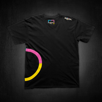 Kidrobot Staple Design Black Collection