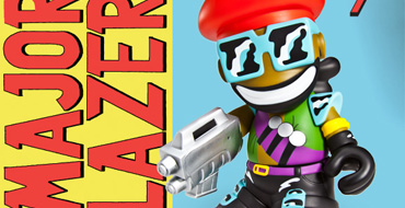 Major Lazer x Kidrobot