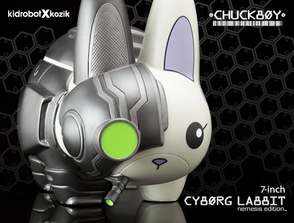 Cyborg Labbit Nemesis Edition