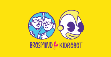 APPAREL PREVIEW. Kidrobot by BROSMIND.