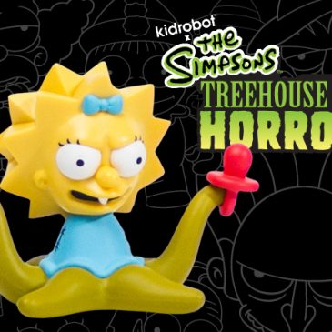 Throwback Thursday to the Simpsons' Treehouse of Horror Series