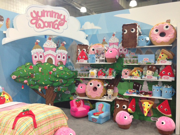 Toy Fair Gets Yummy Kidrobot Blog