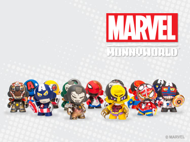 Show us Your Marvel Munny to Win!