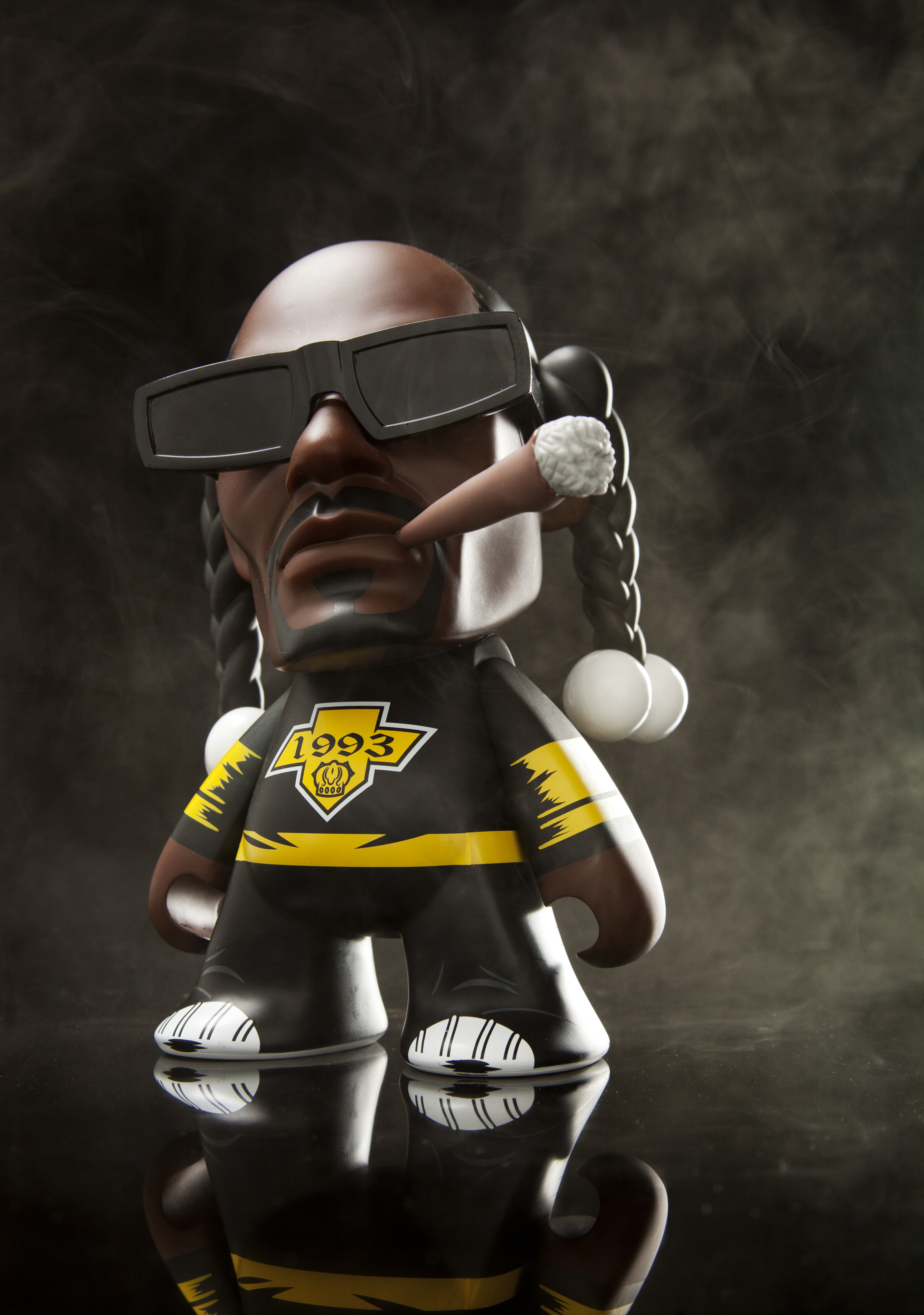 Snoop Dogg Action Figures Toys Snoop Dogg Art Toy