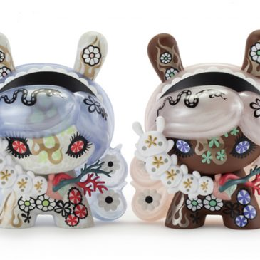 KIDROBOT AND JUNKO MIZUNO'S VIOLET SODA LADY AND SDCC EXCLUSIVE REVEALED