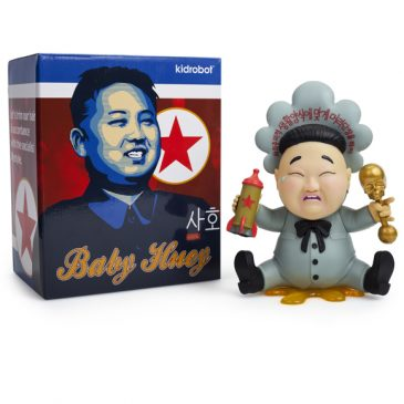 """It's All About that Fade!""  KIDROBOT TO RELEASE BABY HUEY BY FRANK KOZIK AUGUST 7"