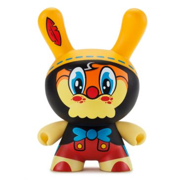 KIDROBOT AND WUZONE'S PREMIERE COLLABORATION REVEALED FOR SAN DIEGO COMIC CON