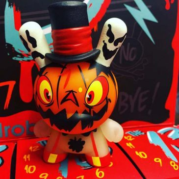 TONIGHT! Kidrobot and Brandt Peters to Release The 13 Dunny Series with Release Party