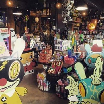 Wrap Up: The 13 Dunny Release Party at 3D Retro!