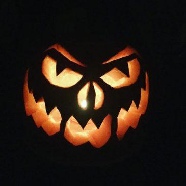Frank Kozik Carves up some Halloween