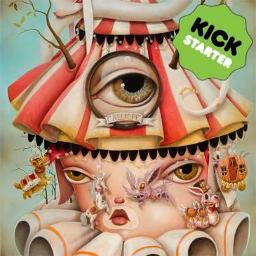 Brandt Peters and Kathie Olivas' Kickstarter Campaign for Calliope, a Stop-Motion Film