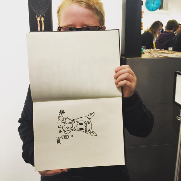 Sketch a thon