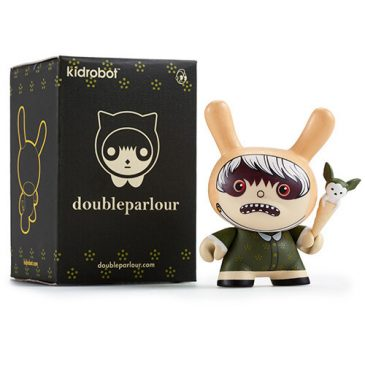 Sylvie 3″ Dunny by Double Parlour NOW AVAILABLE!