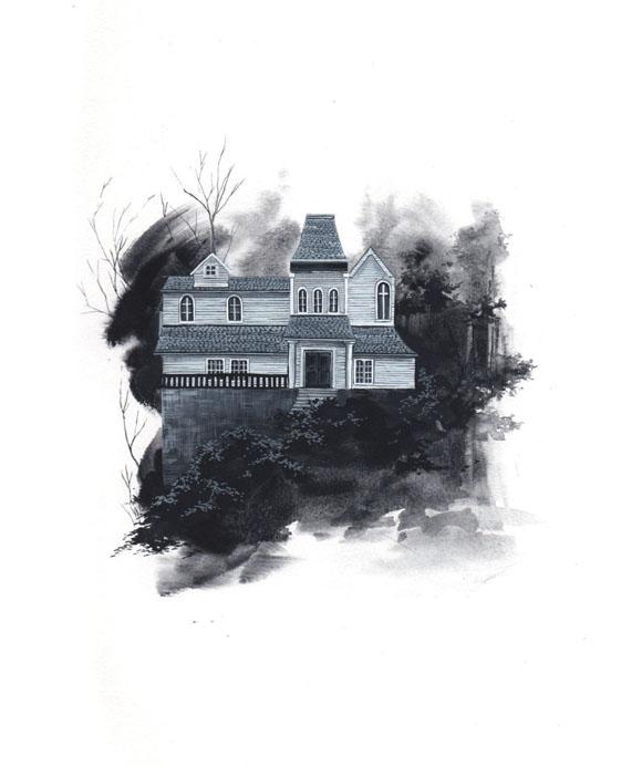 The Marsten house Salem's Lot
