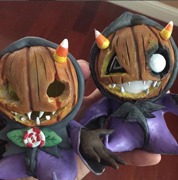 daniel aparicio pumpkin prankster