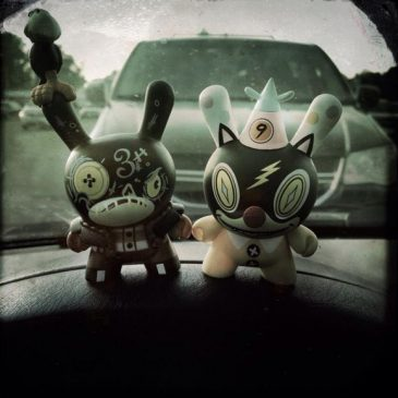 The 13 Dunny Sightings!