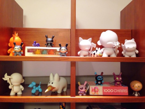 Carolina Kidrobot Collection