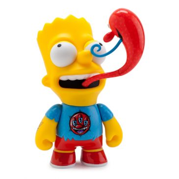 Available now: THE SIMPSONS KENNY SCHARF BART 6″ MEDIUM FIGURE