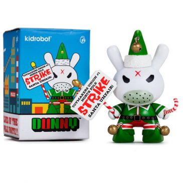 It's Christmas at Kidrobot
