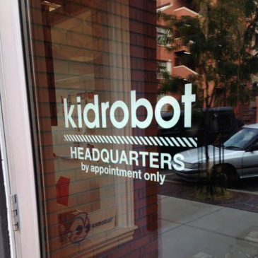 A Tour of Kidrobot HQ!