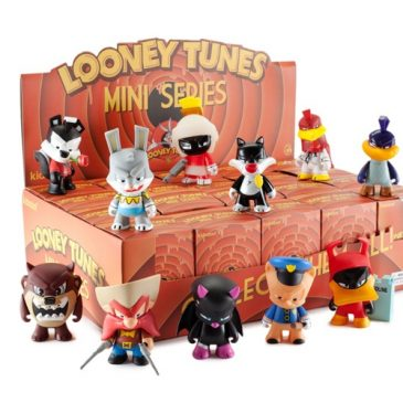 KIDROBOT AND WARNER BROS. CONSUMER PRODUCTS TO RELEASE LOONEY TUNES COLLECTION
