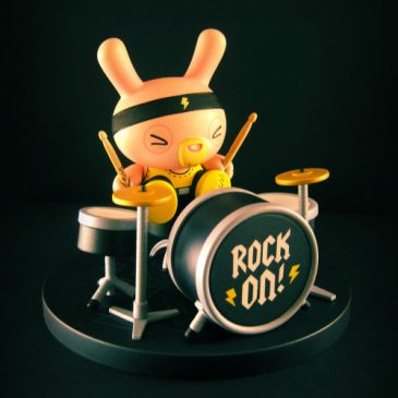 DTA Dunny Show 2 Artist Profile: Dolly Oblong