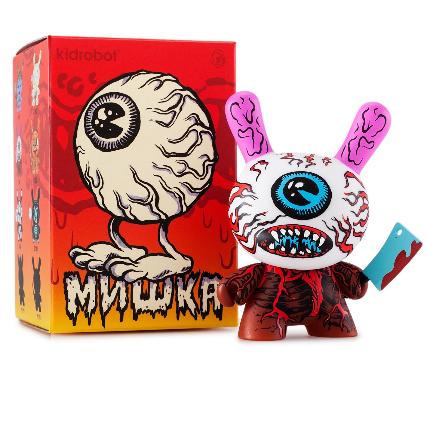 Mishka x Kidrobot Dunny Series