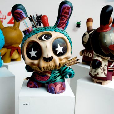 DTA Dunny Show Now Open with Customs Available!