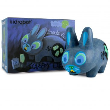 Coming Soon: Labbit with Littons & Amanda Visell's Scaredy Labbit