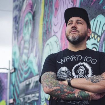 Artist Q&A: Greg Rivera of Mishka