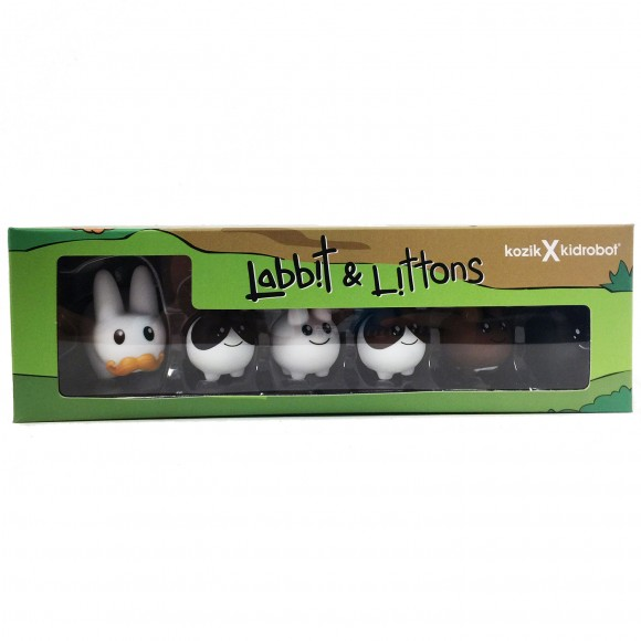 Vinyl Labbit with Littons1