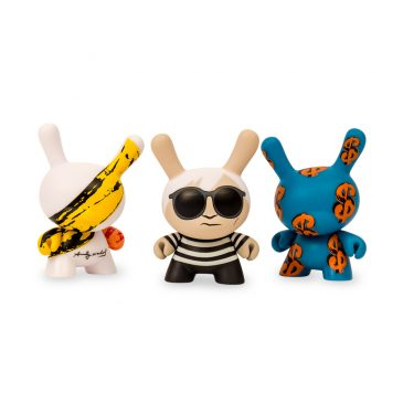 The Andy Warhol Foundation for the Visual Arts and Kidrobot Announce Collaboration