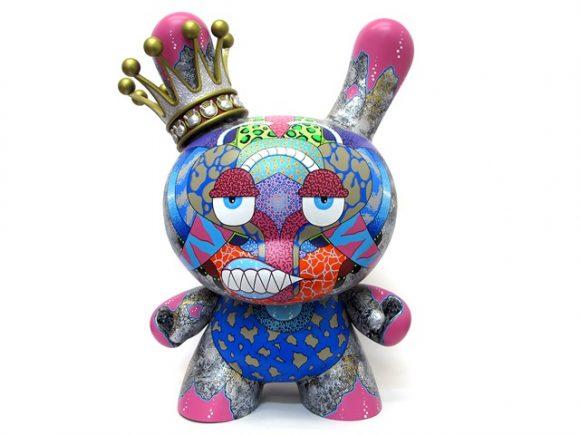 20inch Kidrobot Codename King